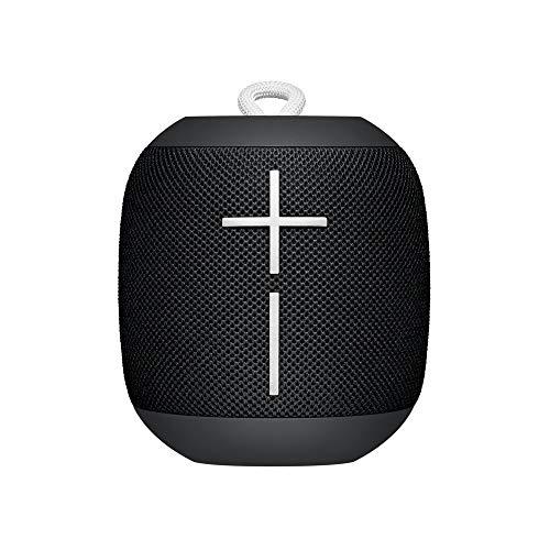 Ultimate Ears WONDERBOOM -  Altavoz Bluetooth impermeable con conexión, Negro