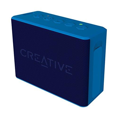 Creative Labs Muvo 2C - Altavoz con Bluetooth, Azul