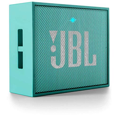 JBL Go - Altavoz portátil para Smartphones, Tablets y Dispositivos MP3