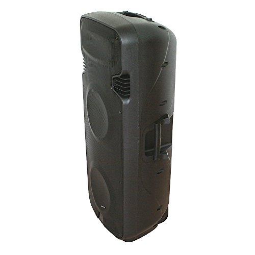 Ibiza Sound - Sistema De Sonido Portátil Autónomo