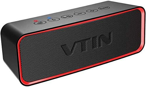 VTIN R2 - Altavoz Bluetooth Portátil e Impermeable en Oferta