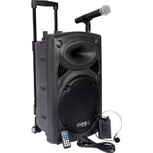 Ibiza PORT12VHF-BT - Sistema de sonido portátil